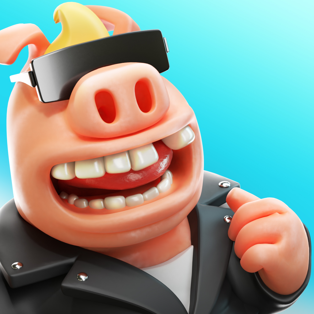 Hog Run game icon